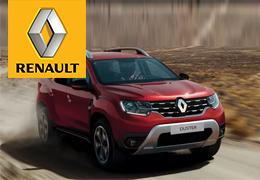 Renault SA introduces new Duster TechRoad model